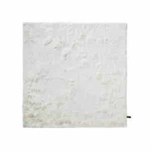 tapis poil long blanc achat vente tapis poil long With tapis a poils longs pas cher