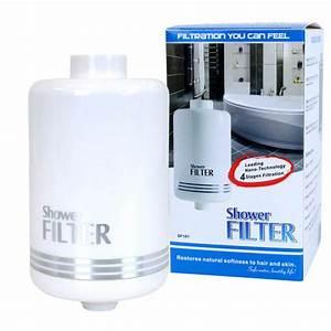Douchette Avec Filtre Anti Chlore Et Anti Calcaire : filtre de douche technologie nmc ~ Melissatoandfro.com Idées de Décoration