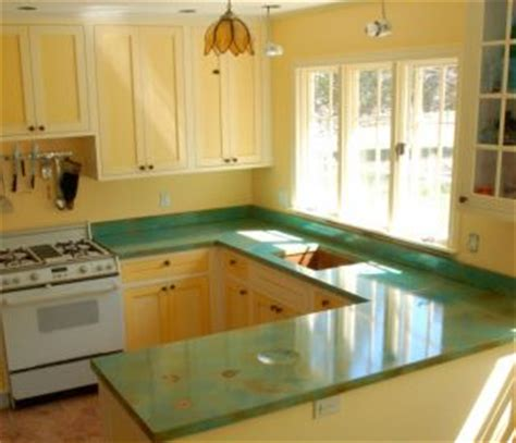 concrete kitchen countertops commercial residential