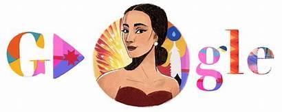 Maria Tallchief Celebrating Google Doodles