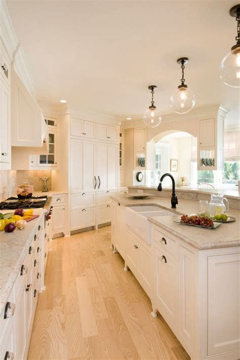 bright light floor ls 17 bright and airy kitchen design ideas kitchens woods
