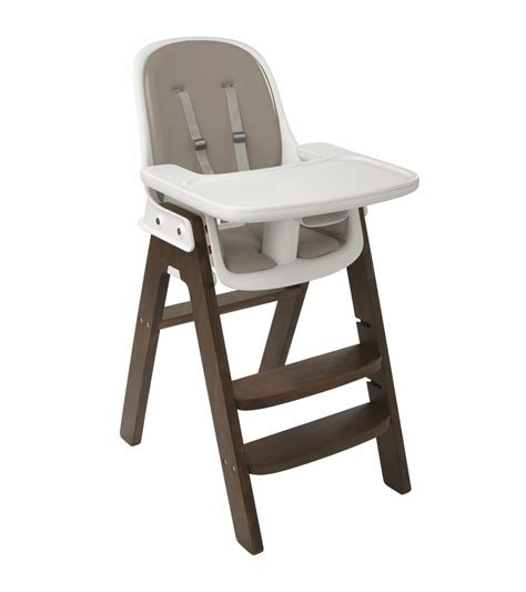 Oxo Tot Sprout Chair by Oxo Tot Sprout High Chair In Taupe Walnut