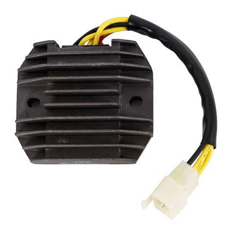 Motorcycle Voltage Wiring Regulator Rectifier For Kawasaki