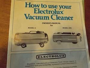 Download Free Electrolux Model 1521 Manual
