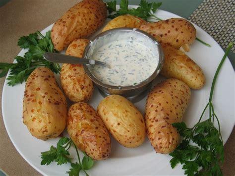 pommes de terre au four jeanotte et jifoutou