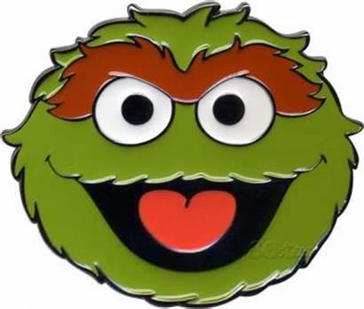 Oscar Face Sesame Street Grouch Elmo Template