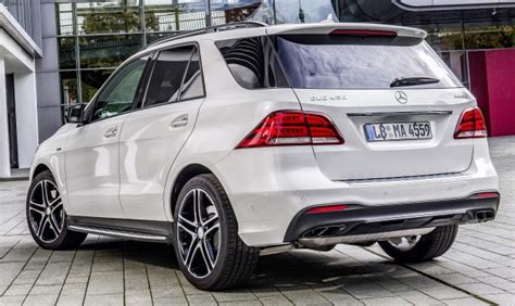 mercedes benz gle  amg matic introduced