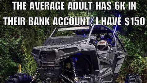 Can Am Meme - five awesome atv utv memes atv com