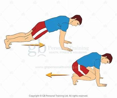 Squat Thrusts Exercise Thrust Equipment Bodyweight Cardio