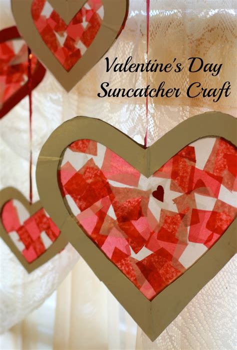 crafts for valentines day 10 valentine s day crafts for kids fun home things
