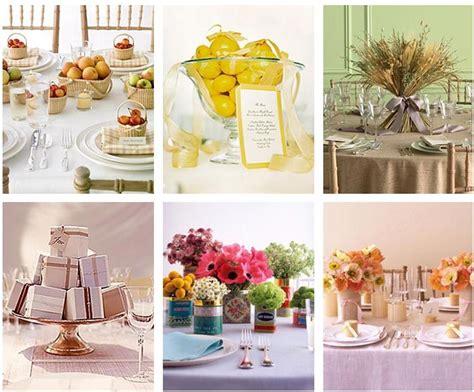 martha stewart wedding table decor ideas photograph table