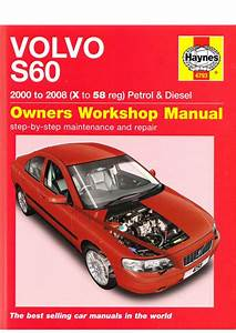 Volvo S60 Haynes Service And Repair Manual Pdf  326 Mb