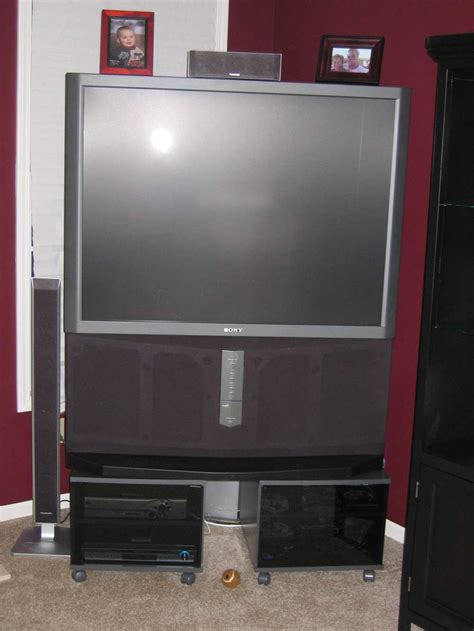 sony  hd ready projection tv rc tech forums