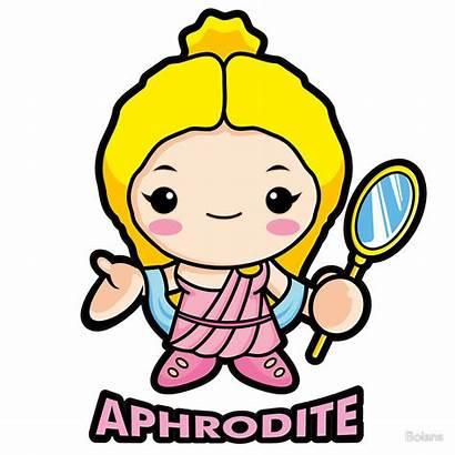 Greek Aphrodite Gods Clipart Goddess Goddesses Clip