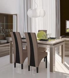 table de salle 224 manger contemporaine rectangulaire ou carr 233 melusine coloris effet b 233 ton cir 233