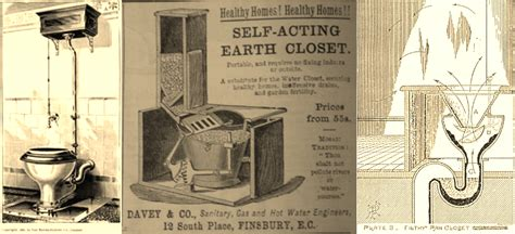 Water Closet History by The Advent Of The Flush Toilet The Ultimate History Project