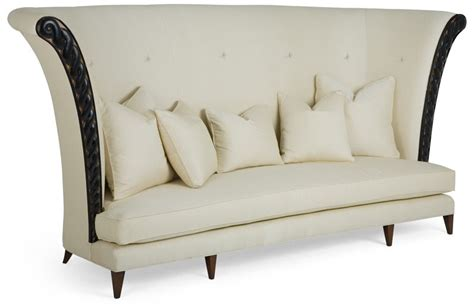 High Backed Settee by Sofas Idesignarch Interior Design Architecture