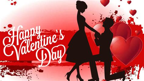 Images are for personal, non commercial use. Happy Valentines Day Red Heart Love Couple Photos For Facebook Whatsapp For Mobile Phone ...