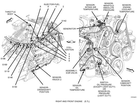 Dodge Engine Diagram For 5 7 by I A 2008 Dodge Ram 1500 With 5 7 Hemi I Would Like To