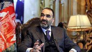 The Afghan provincial governor who is defying the Kabul ...
