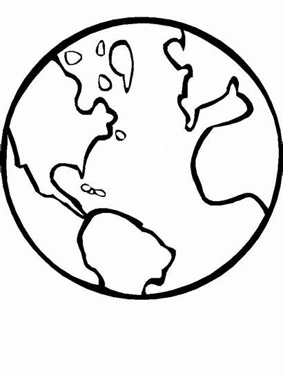 Coloring Pages Earth Preschool Printable Worksheets Mobile