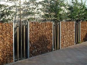 Cloture Jardin Bois : design jardins paysagiste concepteur brise vues originaux ~ Premium-room.com Idées de Décoration