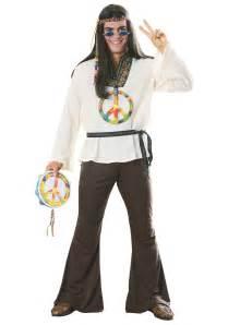 indoor decorations groovy hippie costume
