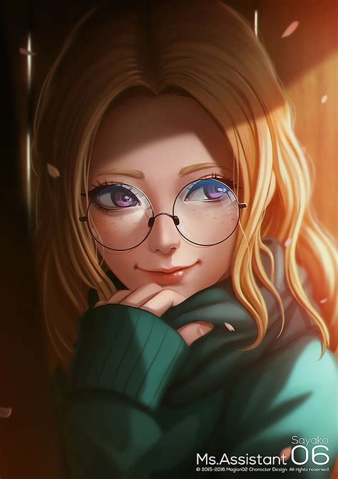 Hd Wallpaper Anime Anime Girls Long Hair Blonde