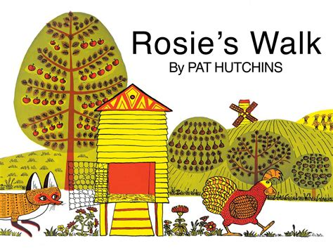 rosies walk book  pat hutchins official publisher