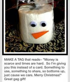 toilet paper snowman christmas craft ideas pinterest toilets christmas gift ideas and wraps