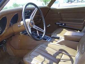 1971 CHEVROLET CORVETTE CUSTOM 2 DOOR COUPE - 96318