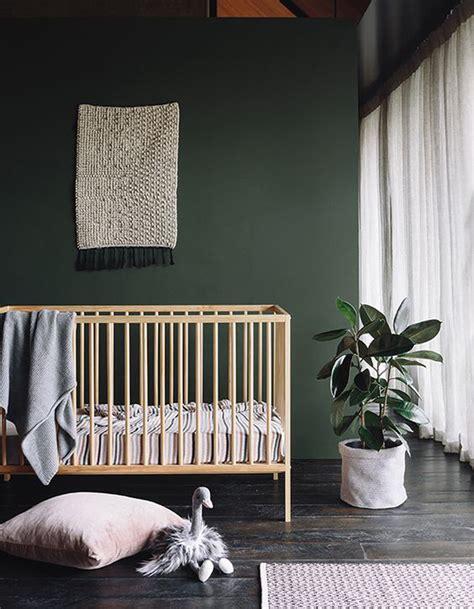 chambre bébé contemporaine chambre de bébé 25 idées pour une fille décoration