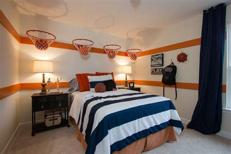 17 Inspirational Ideas For Decorating Basketball Themed
