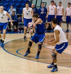 IPFW men's volleyball - libero serve receive | IPFW ...