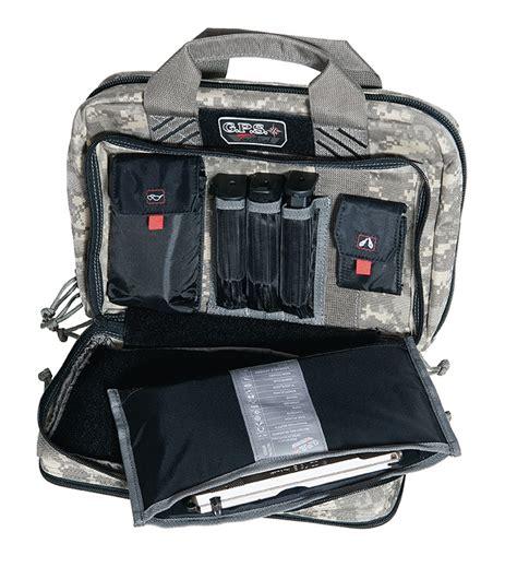 Goutdoors Gps Tactical Quad + 2 Pistol Case