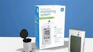 Ge 100 Blood Glucose Monitoring System Video