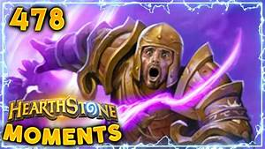 Hearthstone Daily Moments Ep. 478 - YouTube
