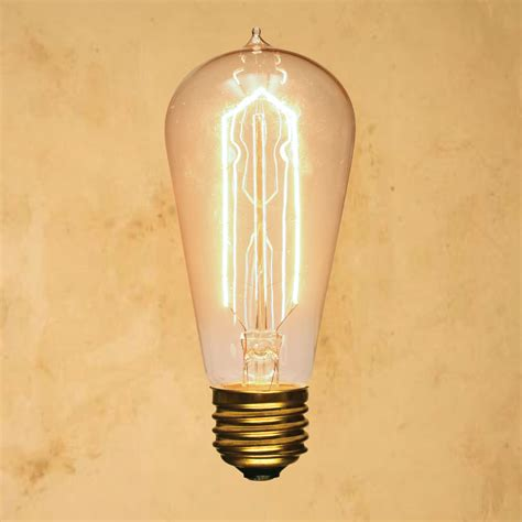 40 watt incandescent bulb edison vintage light bulbs ottawa weddings by 3907