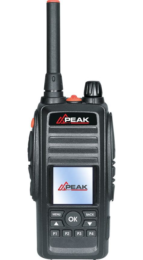 Two-way radio PNG