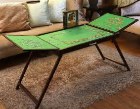 Table Jigsaw Puzzle Storage Board