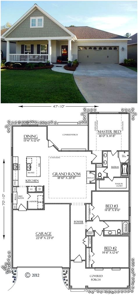 2 floor plans with garage two bedroom house plans with car garage pictures plan