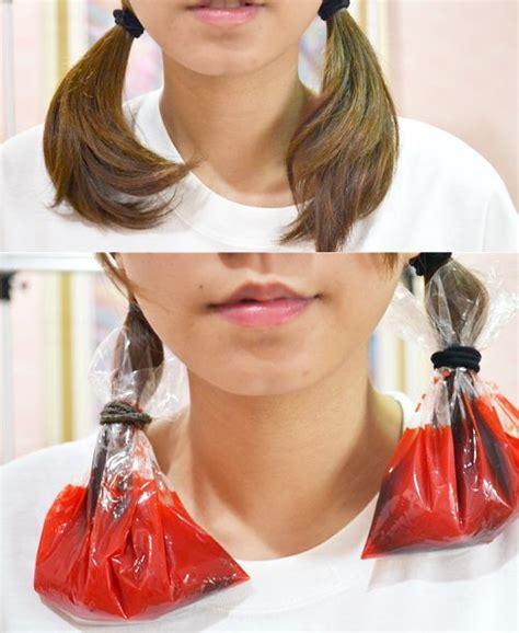 Dip Dye Hair With Kool Aid Hello Crissey Dip Dye Hair