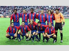 VIDEO – Xavi Hernández and Carles5Puyol played in a