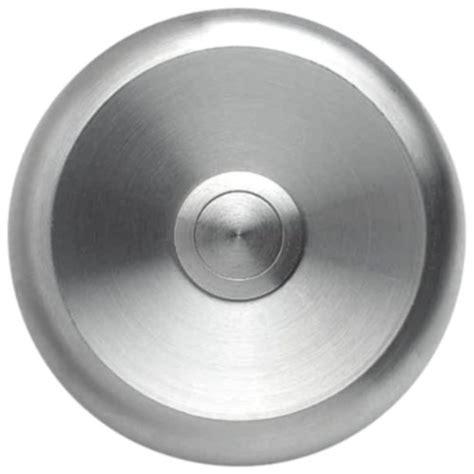 klingelknopf edelstahl aufputz klingelknopf rund massiv