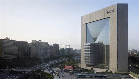 SOM | Poly Corporation Headquarters