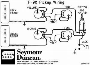 P 90 Schematics Gibsons