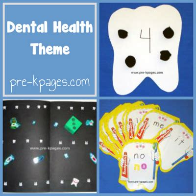 preschool dental health activities preschool dental health theme activities pre k pages 125