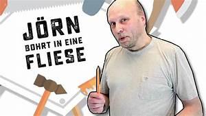 Bohren In Fliesen : loch in fliese bohren ohne abrutschen so geht 39 s youtube ~ A.2002-acura-tl-radio.info Haus und Dekorationen