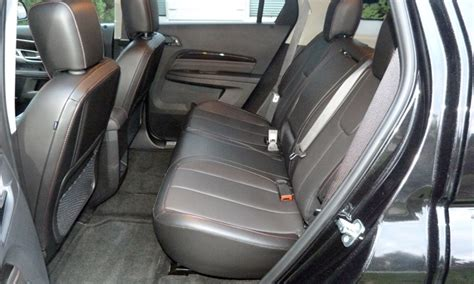 gmc terrain back seat review 2013 gmc terrain denali v6 the truth about cars