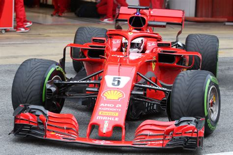 testing insight ferrari sf